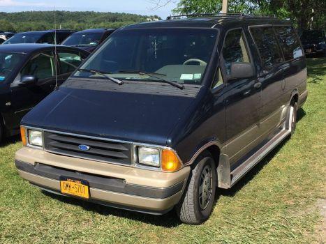 (1990) Ford Aerostar by auroraTerra