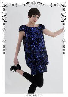 Vestido Blue Dolls Edición limitada (Limited Edition) Consultar tallas disponibles (Check available sizes) Talla S