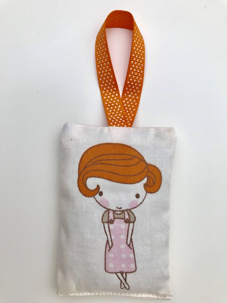 Excited to share the latest addition to my #etsy shop: Lavender bags, Lavender sachet, Lavender sachet hanger #homedecor #housewares #beige #orange #bedroom #lavender #lavenderbags #lavendersachet #birthday
