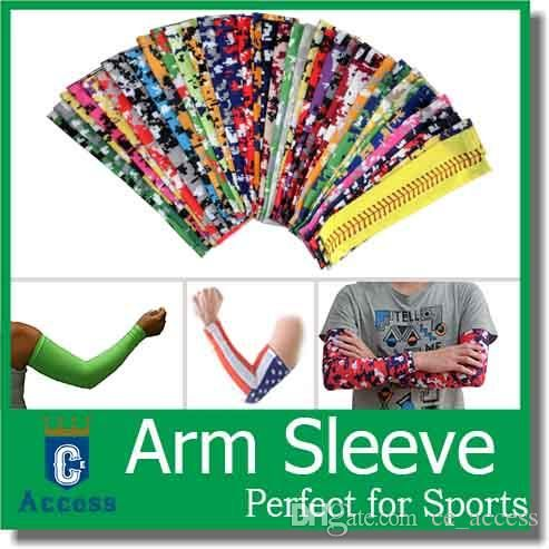 Digital Camo Sports Arm Sleeve For Softball, Baseball Compression Arm Sleeve 7 Size From Ce_access, $1.31 | Dhgate.Com