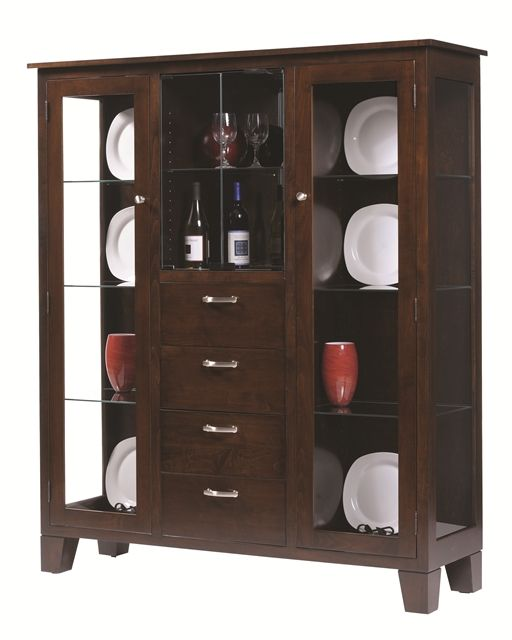 Modern Dining Room Hutch 41 best dining room furnishings images on pinterest | dining room