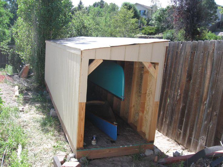 shed kayak