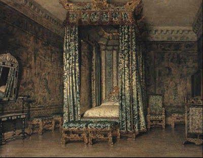 Ellen Clacy - The Venetian ambassador's room, Knole