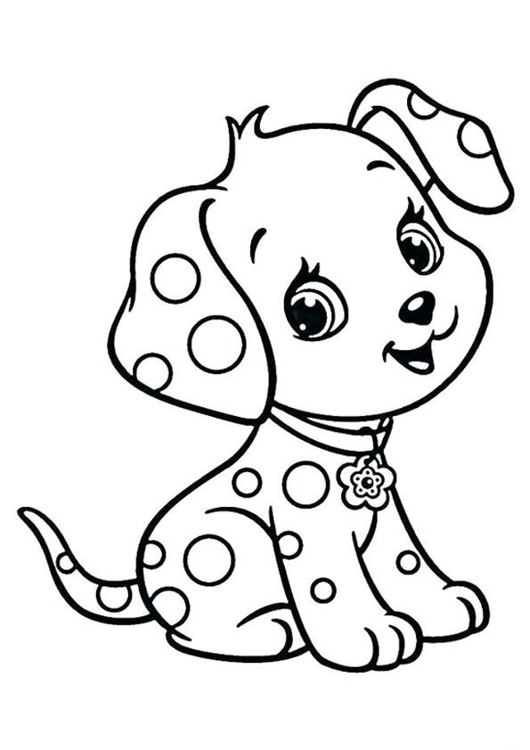 Printable Dog Coloring Page For Kids Puppy Coloring Pages Dog Coloring Page Kids Printable Coloring Pages