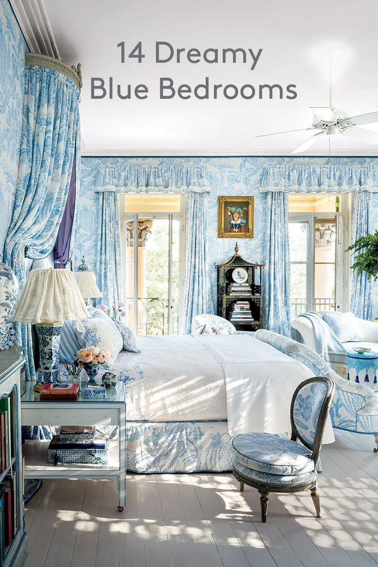 1895 best blue and white images on pinterest white china blue bedroom decorating inspiration soothing shades of blue