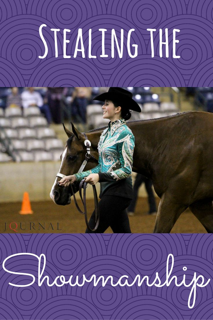 Learn some tips on how to win #equine #showmanship classes ...