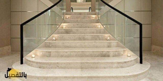 اسعار درج السلم الرخام 2019 بجميع أنواعه المستورد والمصري بالتفصيل Home Decor Decor Stairs