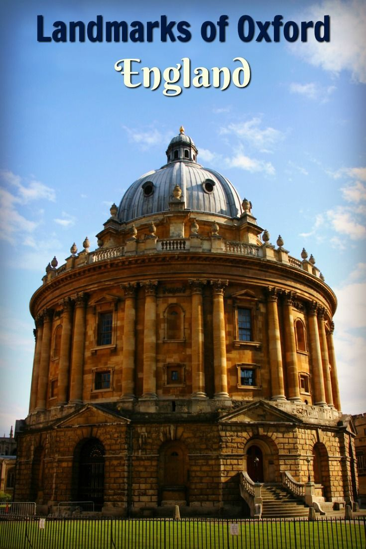 Oxford is a very beautiful city, with a rich culture and history. It offers a lot of splendid landmarks and monuments, many of them dating back hundreds of years and illustrating the historic heritage of the city. This walking tour will guide you through the most attractive landmarks of Oxford.