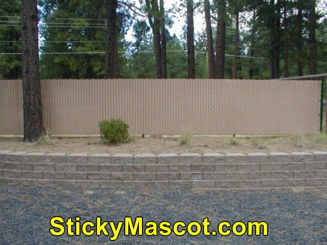 cool info on chain link fence slats004