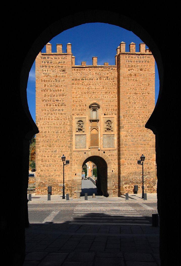 Puerta del So , Toledo  Spain  by estudiosideasoez-d6lpga7