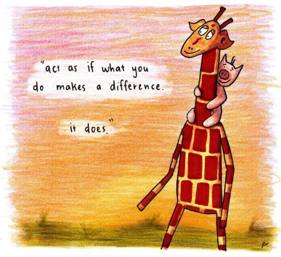 Giraffe Quotes: 14 Best Motivating Giraffe Images On Pinterest