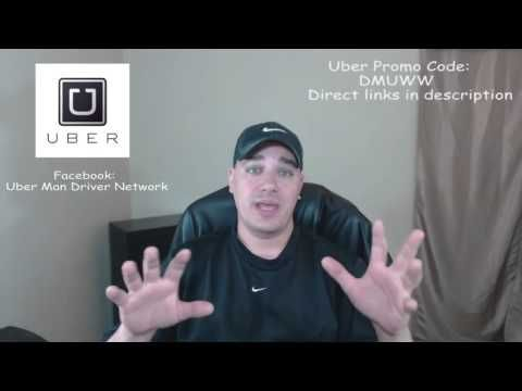 uber driving youtube