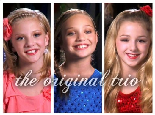 The Original Trio! Maddie, Chloe, and Paige!