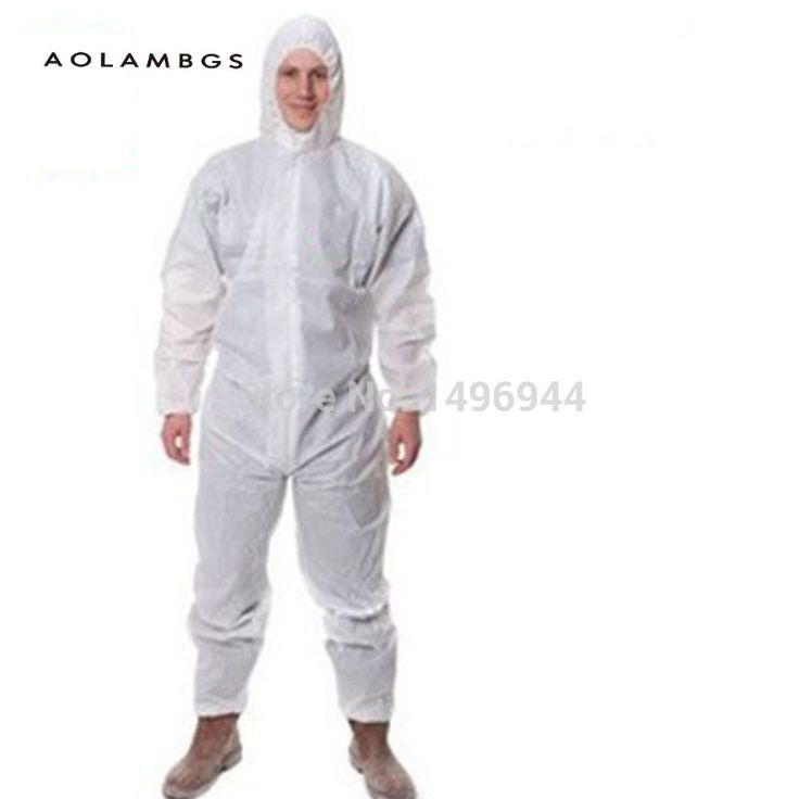 Safety clothing work Coverall Sets Protective clothing Prevent particulate matter Anti-liquid 3M4515 White Waterproof Breathable #jewelry, #women, #men, #hats, #watches