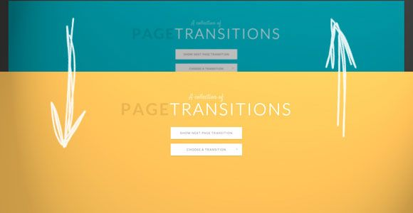 """Today on Codrops has been published a really amazing post about CSS page transitions """"for creating interesting navigation effects when revealing a new page. While some effects are very simplistic, i.e. a simple slide movement, others make use of perspective and 3d transforms to create some depth and dynamics."""""""