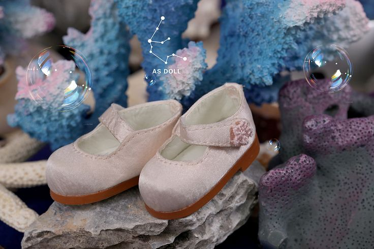 1/6 baby doll loli shoes--Light pink,1/6 size