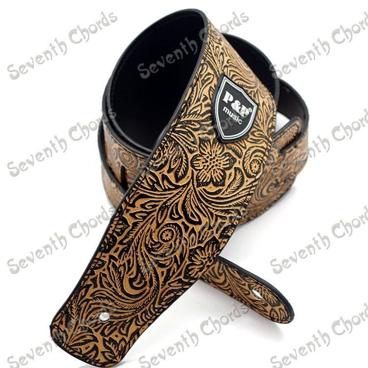 Snakeskin Style Strap for Classic Acoustic or Electric Bass Guitar - Adjustable Length 125cm-145cm - 5 Colors for choose- FREE SHIPPING