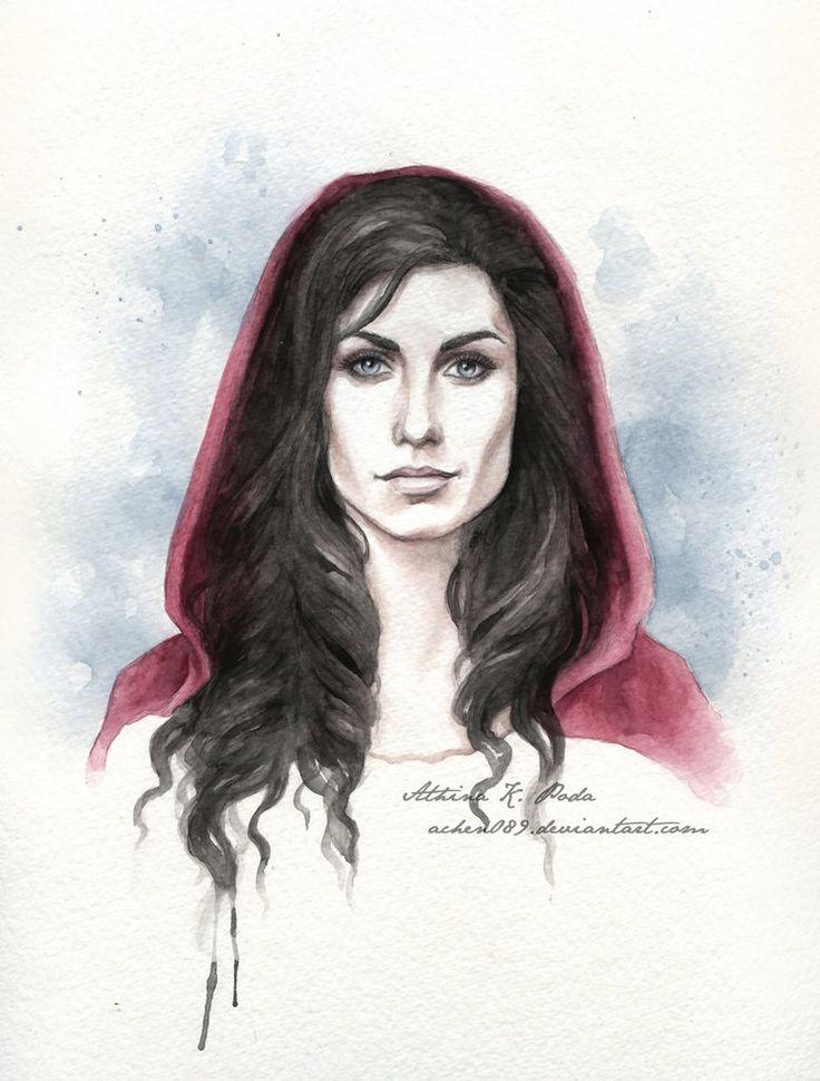 """OUaT - Red ~ Athina P.K aka """"Achen089"""""""