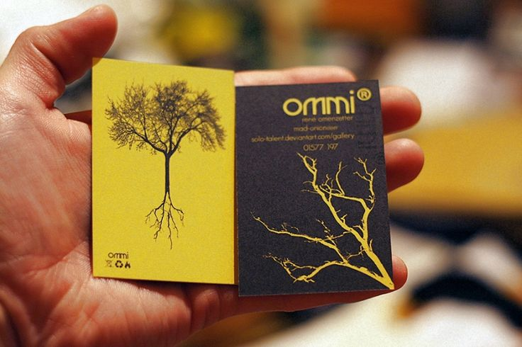 40 Beautiful Business Cards Designs