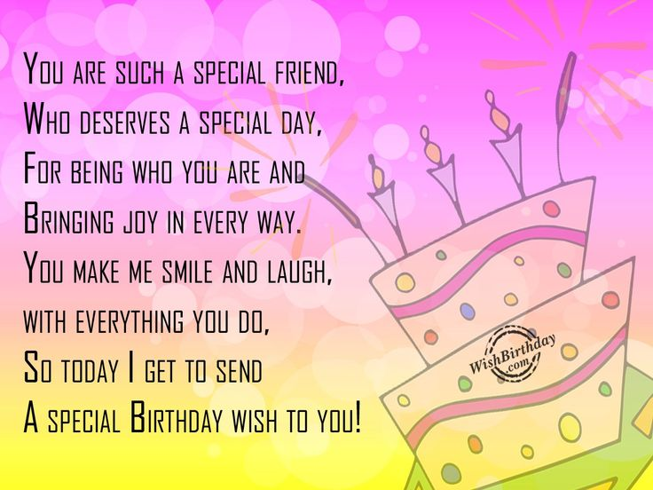Best 25 Special birthday wishes ideas – Special Birthday Greeting