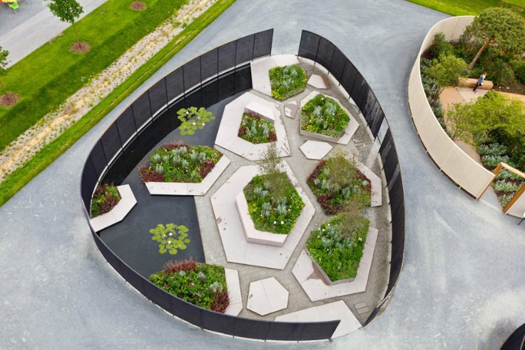 Gradina urbana - module tematice - gradina moderna minimalista - design gradina -
