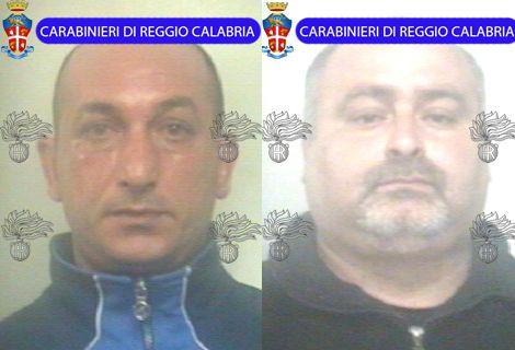 San Martino di Taurianova, due arresti per detenzione illegale di armi e munizioni