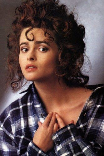 Helena Bonham Carter: Girl Crush #2, lol. This chick is married to Tim Burton...which means she is either crazy or a genius...I think it's a little of both.
