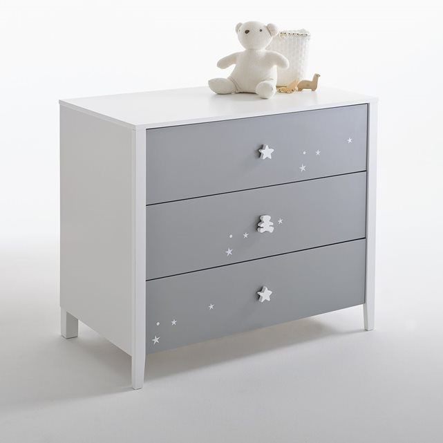 1000 ideas about commode 3 tiroirs on pinterest for La redoute chambre bebe