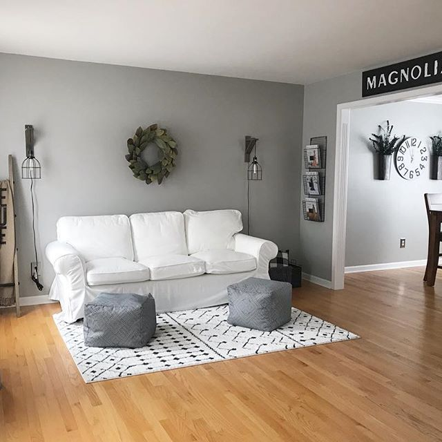 Moroccan Shag Mcs 2309 Area Rug Grey Walls White Trim Paint Colors For Living Room Living Room Colors