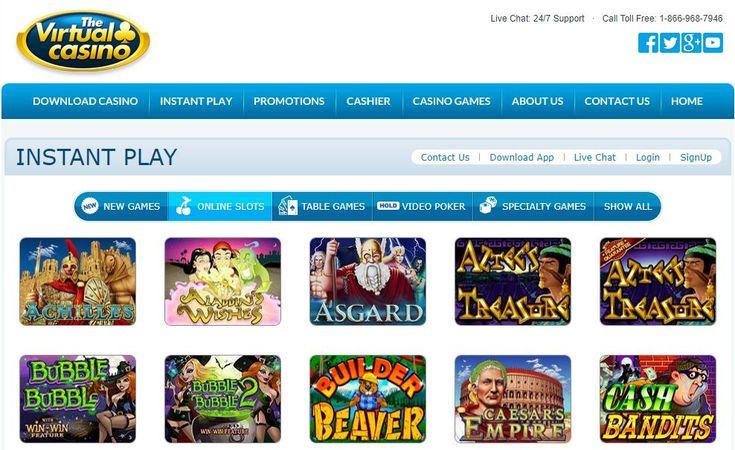 Virtual Casino Codes