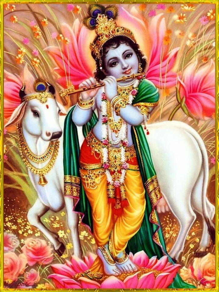 Krishna não praticou a meditação para se tornar Deus. Ele se manifesta como a Suprema Personalidade de Deus sempre, desde a infância.