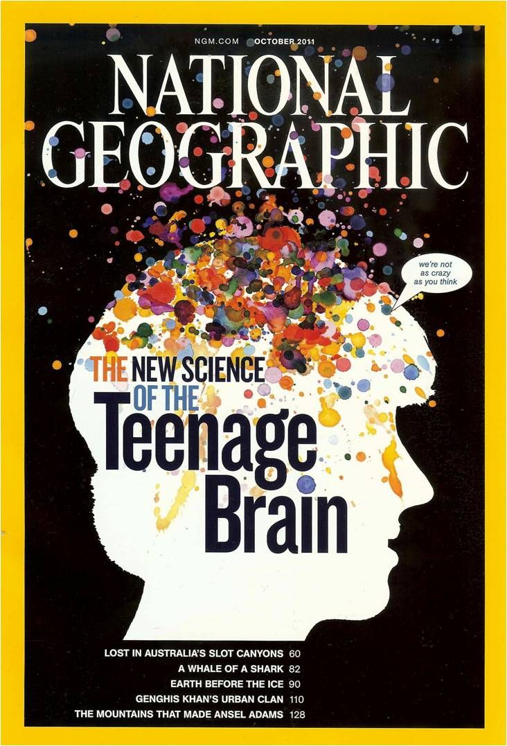 The New Science of the Teenage Brain