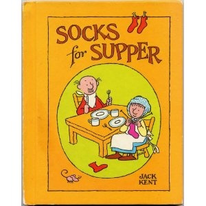 my favorite book as a kid :)Favorite Childhood, Worth Reading, Book Worth, Jack Kent, Childhood Book, Favorite Book, Jack O'Connel, Socks For Suppers, Children Book