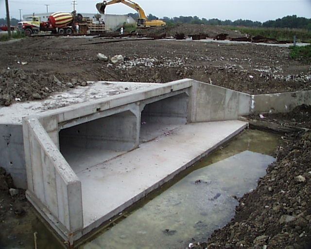 Elegant Precast Concrete Basement