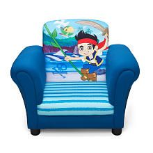 Jake and the Neverland Pirates Upholstered Chair