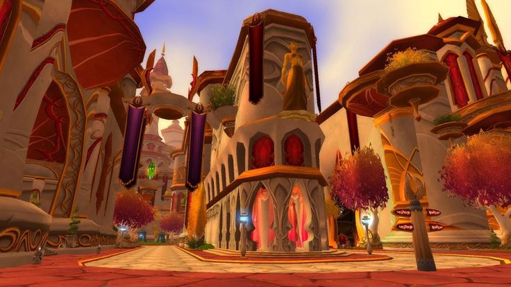 There's hidden beauty in abandoned World Of Warcraft cities · Special Topics In Gameology · The A.V. Club