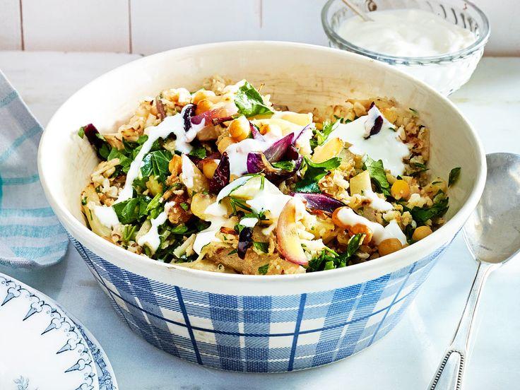 Fix gekocht und ohne Fleisch – schnelle vegetarische Gerichte sind leckere Rezepte für jeden Tag, die in maximal 30 Minuten auf dem Tisch stehen.