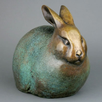 Georgia Gerber Bronze Sculptures | Gallery Mack Art Connections, Seattle, WA