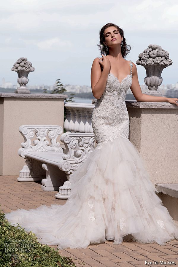 e836d20c5c1 Eve of Milady Fall 2015 Wedding Dresses in 2019