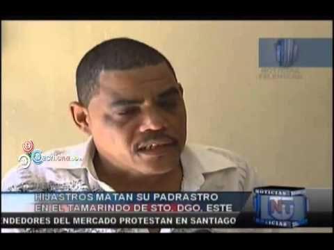 Hijastros Matan Su Padrastro En El Tamarindo #Video