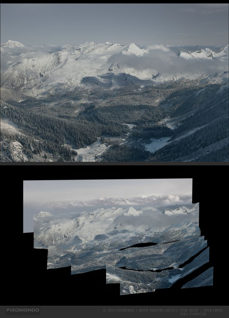 Best 25 matte painting ideas on pinterest science for Matte painting