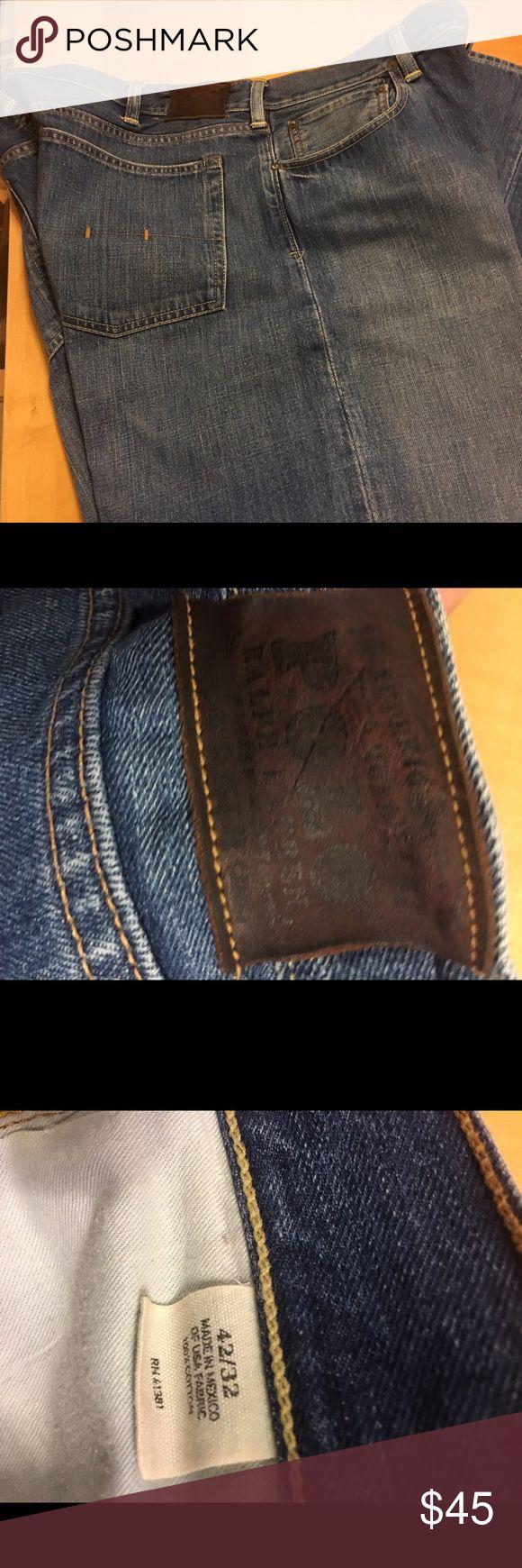 Men's Ralph Lauren Jeans 42/32 Brand new but no tags. Never worn 42x32 men's jeans. Ralph Lauren Polo boot cut. Polo by Ralph Lauren Jeans Boot Cut