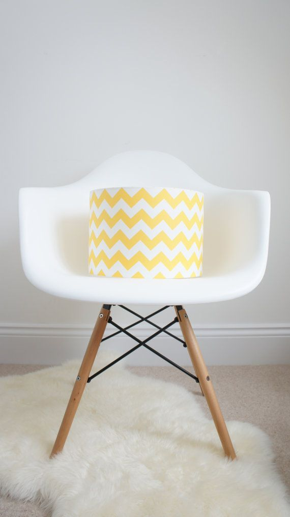 Lampshade in Riley Blake's HORIZONTAL by HummingbirdHome2012