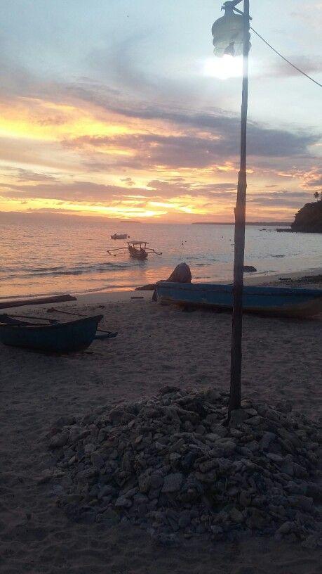 Sunrise Asu Island, Nias