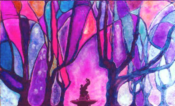 Pan's Grove - Watchful Spirits