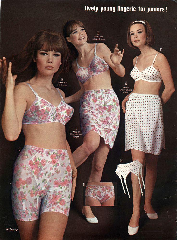 That 1960s lingerie