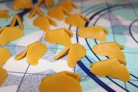 Vegane Nudeln aus Kichererbsenmehl selber machen