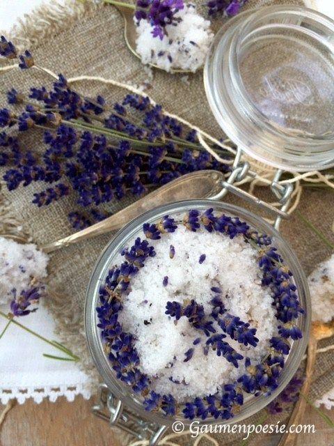 Lavendel-Zucker 2