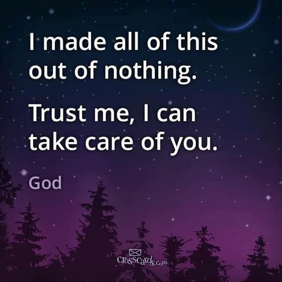 God made it all, He can take care of you... https://www.facebook.com/hnaftali