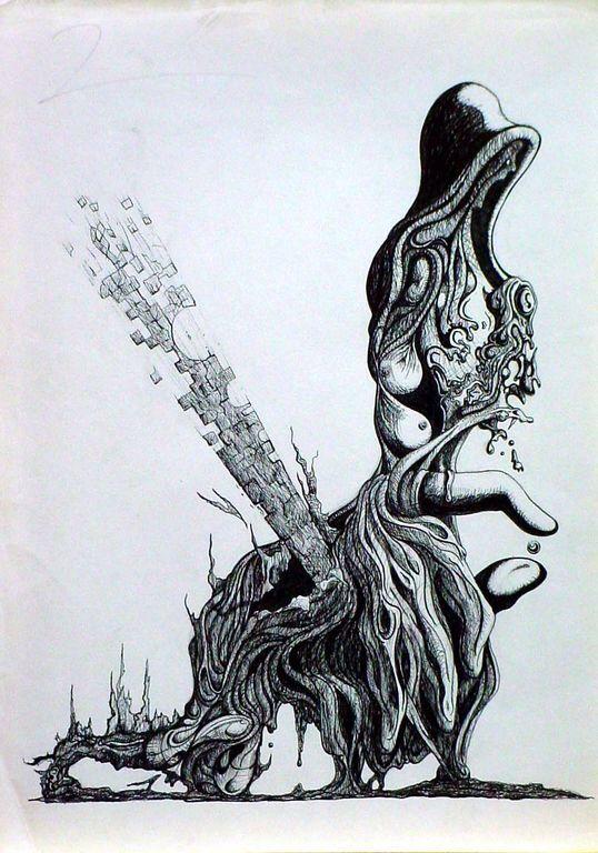 Dibujo by Fermin Amores